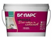 Краска для стен и потолков Боларс белая (7 кг)