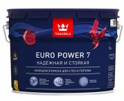 Краска водно-дисперсионная Tikkurila Euro Power 7 / Тиккурила Евро 7...