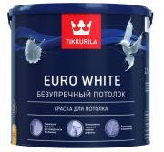 Краска водно-дисперсионная Tikkurila Euro Smart 2 / Тиккурила Евро...