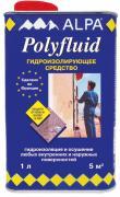 Гидроизолирующее средство Alpa / Альпа Полифлюид (1 л)