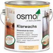 Масло с твердым воском для паркета и мебели Osmo (Осмо) Klarwachs 1101...