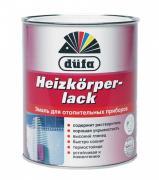 Эмаль для отопительных приборов Dufa Heizkorperlack / Дюфа (0.75 л)