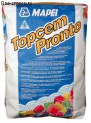Mapei Topcem Pronto, мешок 25 кг. Быстросохнущий наливной пол.