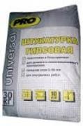 Штукатурка гипсовая PRO Universal (30 кг)