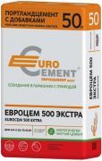 Портландцемент М-500 Extra Eurocement / Евроцемент (50 кг)