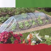 Парник универсальный Green Garden с покрытием из ПВХ, 3 м х 0,8 м х...