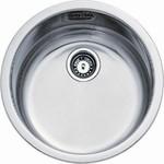 Кухонная мойка Teka Roundbowl 45 1b polished (10108025)