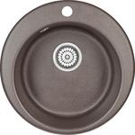 Мойка кухонная Granula 41,5х49 см эспрессо (GR-4801 эспрессо)
