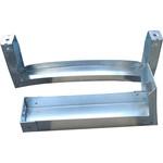 Ножки BLB стальные для ванн сидячих Europa-mini 105 (A05EROS30/B A05E...