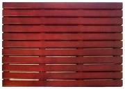 Душевой поддон DW Credo left 850x1200x40 деревянный