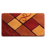 "Коврик для ванной комнаты Milardo ""Plain Tiles"", 40 х 70 см 460A470M12"