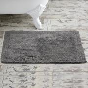 "Коврик для ванной двусторонний ""Togas"", цвет: серый, 50 х 80 см"