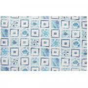 """Коврик для ванной Fresh Code """"Flexy"""", цвет: голубой, 50 х 80 см"""