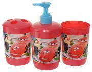 Disney Набор для ванной Cars 3 предмета
