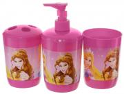 Disney Набор для ванной Princess 3 предмета