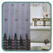 """Штора для ванной Fresh Code """"Парусник"""", цвет: белый, 180 х 180 см"""