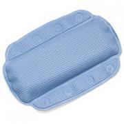 """Подушка для ванной """"Alaska"""", цвет: голубой"""