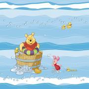 """Штора для ванной комнаты Disney """"Винни и его друзья"""", 180 х 180 см"""