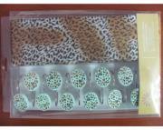 Шторы Для Ванны Leopard_arya