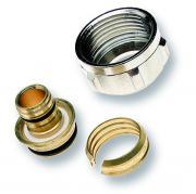 Фитинг для металлопластиковых труб Watts 10000986(10.71.316) Адаптер...