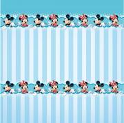 """Штора для ванной комнаты Disney """"Микки и Минни Маус"""", 180 см х 180 см"""
