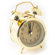 Часы настольные Эврика 97496 Gold