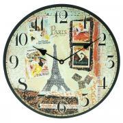 """Часы настенные """"Париж"""", большие. 13BJ34263"""
