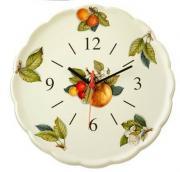 Часы настенные Итальянские фрукты, Nuova Cer