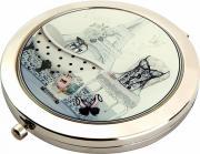 "Rivoli 9-M Зеркало в подарочной упаковке ""кокетка"" rivoli"