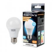 Лампа светодиодная ROBITONLED8A60-8W-2700K-E27BL1