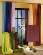 """Гардина-тюль """"Wisan"""", цвет: фиолетовый, ширина 150 см, высота 250 см"""
