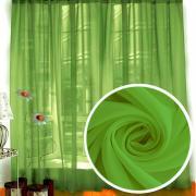 """Вуаль Amore Mio """"Однотонная"""", 200x270 см, цвет: зеленый. 74706"""