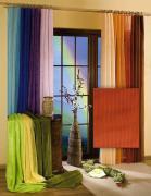 """Гардина-тюль """"Wisan"""", цвет: терракотовый, ширина 150 см, высота 250 см"""