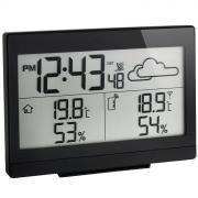 TFA Casa 35.1135, Black цифровая метеостанция