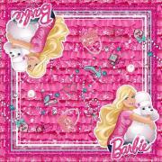Barbie Салфетки двухслойные
