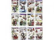 Новогодние подарки Mister Christmas Collection Магнит BA-13001...