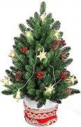 Mister Christmas CHT-TREE-60 Елка с декором, mister christmas