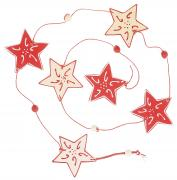 """Новогоднее подвесное украшение Lunten Ranta """"Праздничная гирлянда"""",..."""