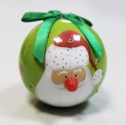 """Новогоднее подвесное украшение Kosmos """"Шар"""", анимированное, цвет:..."""