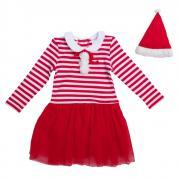 PlayToday Костюм карнавальный для девочек цвет красный белый размер 98...