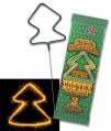 Бенгальские огни ::: Бенгальские свечи Елочка