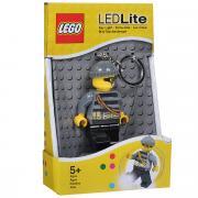 """Брелок-фонарик для ключей Lego """"City - Mastermind"""""""