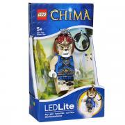 """Брелок-фонарик для ключей Lego """"Chima Laval"""""""