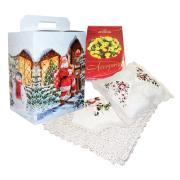 """Подарочные наборы Сладкие подарки Подарочный набор """"Зимние мотивы"""""""