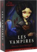 """Оракул Blue angel """"Les Vampires Oracle / Оракул Вампиров"""", 44 карты,..."""