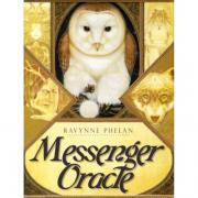 """Оракул Blue angel """"Messenger/Посланник"""", 50 карт, инструкция на..."""