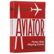 """Карты игральные """"Aviator"""", покерный размер, стандартный индекс, цвет:..."""