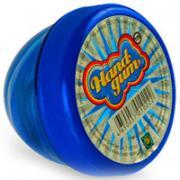 """Жвачка для рук """"ТМ HandGum"""", цвет: синий, с запахом черного моря, 35 г"""