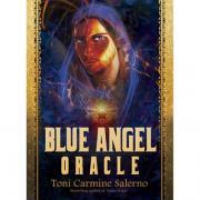"""Оракул Blue angel """"Синий Ангел"""", 45 карт, инструкция на русском языке...."""