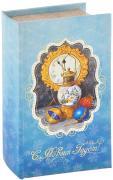 """Шкатулка декоративная Феникс-презент """"Новогодняя лампа"""", 17 см х 11 см..."""
